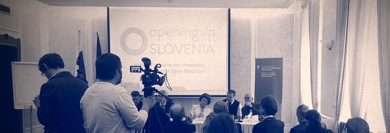 OpeningupSlovenia tiskovna konferenca
