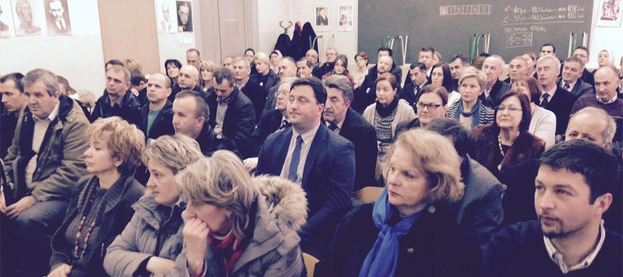 OpeningupSlovenia delavnica v Bosni in Hercegovini