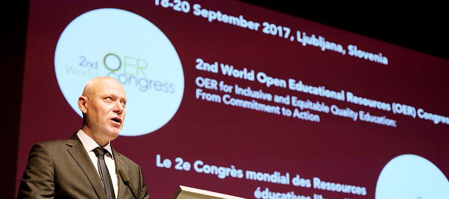 2. Svetovni kongres o prosto dostopnih izobraževalnih virih