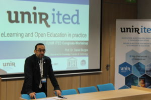UNIR iTED Congress 2017: eLearning and Open Education in practice