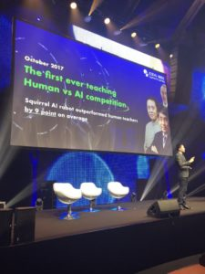 World Summit AI in Amsterdam, 2018