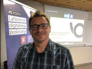 Odprto izobraževanje za boljši svet, junij 2019, Vipava, Slovenija
